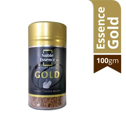 Noble Essence Gold 100 gm Jar (Finest Coffee Beans)